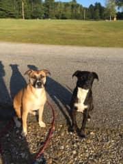 Juneau and Baxter