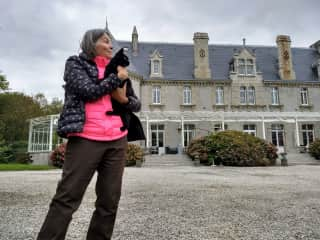 House-sitting in France