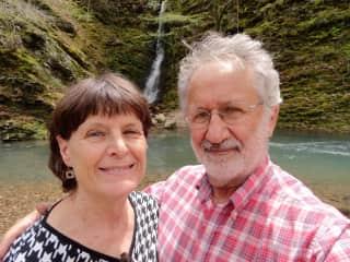 Wayne and Debbie