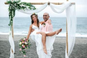 Our Wedding, September 2018
