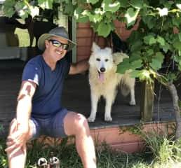 Pete & Heidi in Ogunbil, NSW