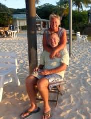 Doug and Carla Scott