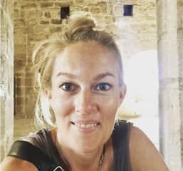 Lauren in Cyprus