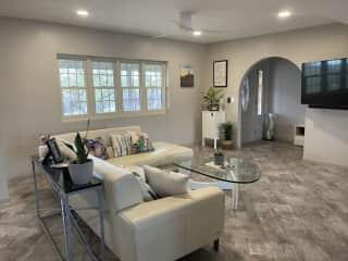 Living Room / TV area