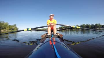 Rowing is one of our passions.