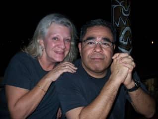 Lisa and Gerardo