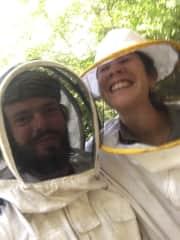 Both beekeeping
