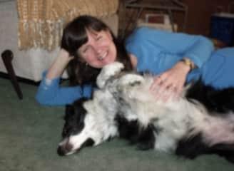 Our beloved Belle, greatly missed