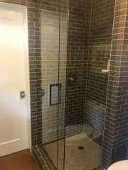 Guest bath (shower)