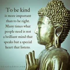 My Values include Compassion and Kindness :-)