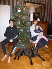 Christmas 2019 with Haddock