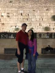 Jerusalem 2017 - Wall of Prayer in the Holy Land