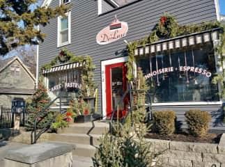 Fantastic bakery / coffee shop a few blocks away.