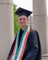 I graduate in May 2020!