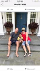 After a weekend in Crosslake, MN with my grandson, Beckett and husband, Gordie