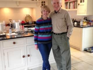 Carol and Richard