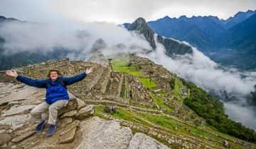 Machu Picchu, Peru. A trip of a lifetime.