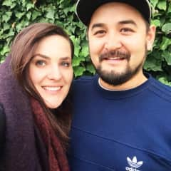 Gabby & Alex - reliable kiwi house sitters