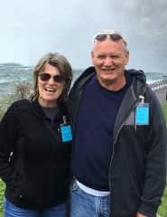 Niagara Falls on May 20 2018