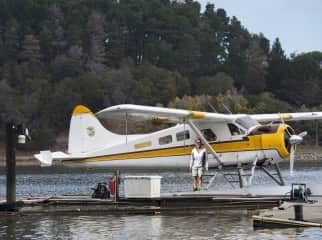 Learning to fly float planes.