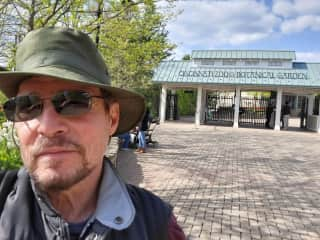 - - ZOO HOPPING - - My bucket list is touring zoos around the world. The most recent three have been St. Louis, Cincinnati and Cleveland.