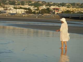 Truida loves travel and the beach