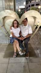 Susan and SIlverio