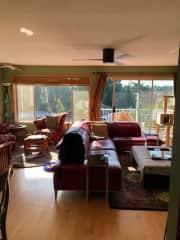 Living Room Looking West