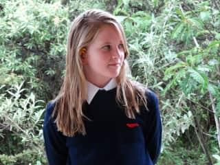 Our darling daughter, Skye