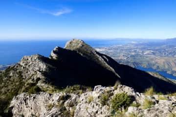 The view from La Concha
