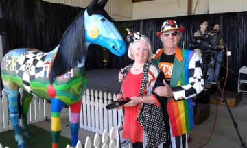 Hundertwasser race day at Ruakaka