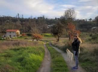 Suki and Joanie in Portugal