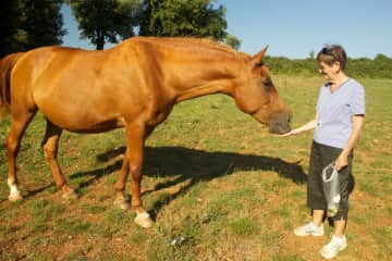 Moira and Magic in Tuscany