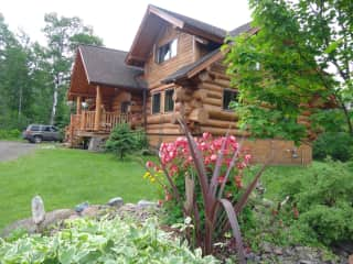 Our bed and breakfast lodge