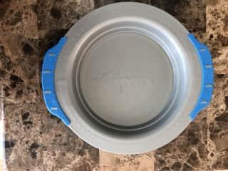 Dry food bowl