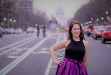 This is actually a Promo pic for my website - I've lived in DC for the last 5 years.