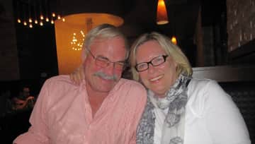Alan and Barbara White