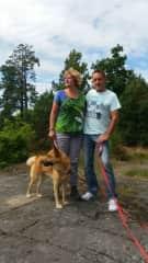 Lizette, John, Nico