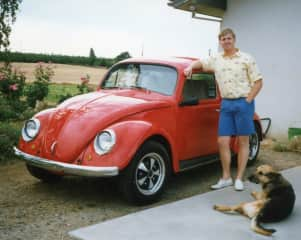 Doby and my 64 bug.