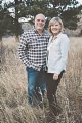 Joe and Trisha love to hike while traveling