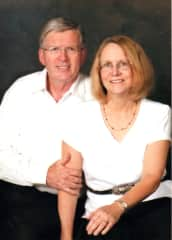 Alan & Sheila - 40th Wedding Anniversary in 2011
