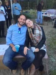 Brendan and Erin Peterson