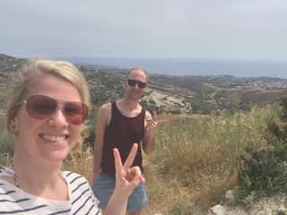 Exploring in Cyprus