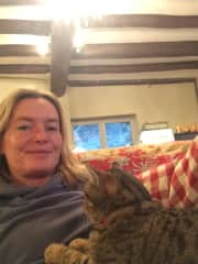 Tiger and me House sit Montmorillon (4 times)