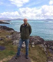 The Wild Atlantic Way in Ireland.....