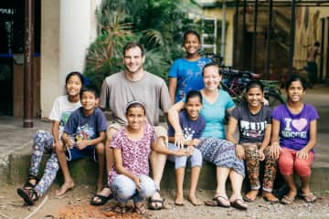 Volunteering at an Orphanage in India