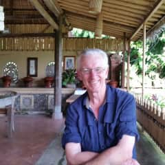 John in Bali