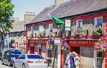 The Renowned Gibney's Pub!