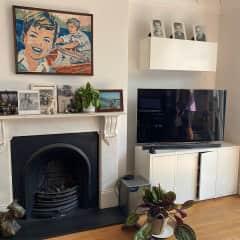Back tv room