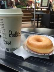 Starbucks/Disney Village/Paris